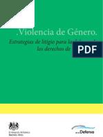 Defenderse Del Femicidio