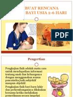 Pp Membuat Rencana Asuhan Bayi Usia 2-6 Hari