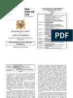 COMPENDIO DEL CURSO DE FILOSOFIA DE LAS CIENCIAS FORMALES