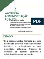 Administração Publica(slides)
