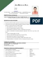 João Batista da Silva - Currículo Profissional Qualidade
