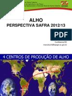 Perspectiva Safra 2012 - 2013