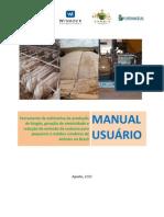 Manual Biodigestores
