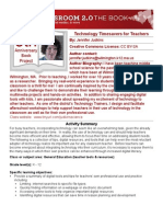Jennifer Judkins - Technology Timesavers for Teachers