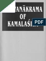 Kamalashila Stages of Meditation