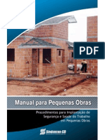 Manual de Pequenas Obras
