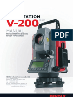 Manual Pentax v200 Es Ver1