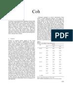 Cohort Analysis (Mason W. - Wolfinger N.,, 2001)