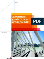A Practical Guide to New IFRSs 2011 (2)