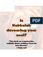 Kabbalah is Not  for Believers!