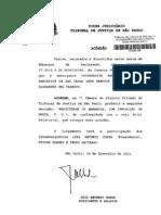 Embargos de Declaração bancoop negados 09 02 11 alex del tad