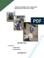 Informe Letrina Ecologica Bueno