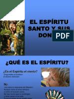 EL ESPÍRITU SANTO Y SUS DONES