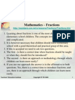 P Fractions