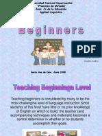 BEGINNERS Linguistica