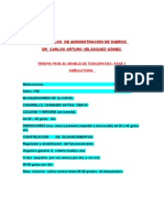 Protocolos Detox Dr Carlos a Velazquez.