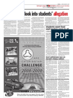TheSun 2009-01-09 Page10 USM Panel to Look Into Students Allegation