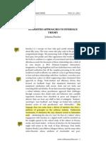 Humanities Interface Theory