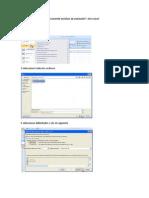 Convertir Archivos Txt a Excel