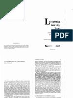 61739980 Alexander Jeffrey s a La Centralidad de Los Clasicos en Anthony Giddens Coord La Teoria Social Hoy CONACULTA Alianza Editorial