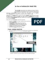 Manual de Uso Heidi SQL