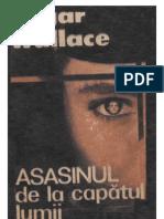 Edgar Wallace - Asasinul de La Capatul Lumii