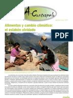 Alimentos y Cambio Climatico - El Eslabon Olvidado