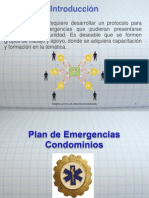 Emergencias en Condominios
