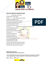 English Shop Materials for Download 6