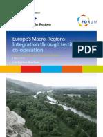 Europe's Macro-Regions, 13 April 2010