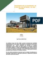 Analisis Termodinamico Con Turbinas Gas D2 GN