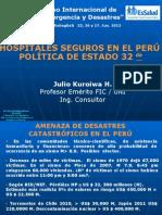 25-6-2012.Gestión de Crisis y Desastres en Masa