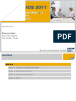 SAP Business One - RESULTADOS 2011