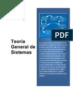 Teoría General de Sistemas - I Unidad