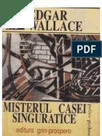 Edgar Wallace - Misterul Casei Singuratice