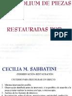 Port Folum Cecilia m. Sabbatini