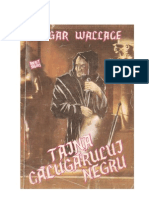 Edgar Wallace - Taina Calugarului Negru