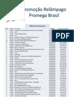 Promocao Relampago Promega 160712 Tabelas