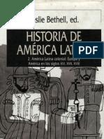 Leslie Bethell - Historia de América Latina Tomo 2