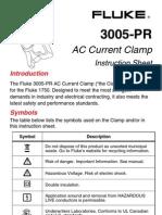 3005-PR CT Clamp