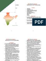 Hand Book - SAP-Taxation India