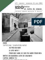paris20 n°7 - 13 juin 2012 - format A4