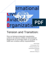 ICAO Paper - Fall 2011 (Final)