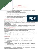 Desarrollo de La Unidad 11 Derecho Ambiental