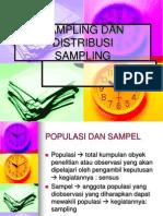 Bab 6 Sampling Dan Distribusi Sampling