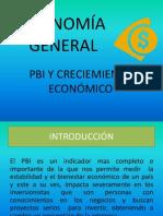Pbi y Crecimiento Economico