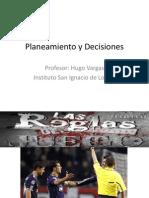 Planeamiento y Decisiones I
