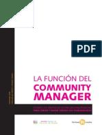 La función de un Community Manager