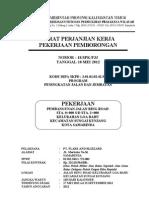 11.Surat Perjanjian Kerja (Spk)