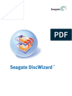 Manual Seagate DiskWizard